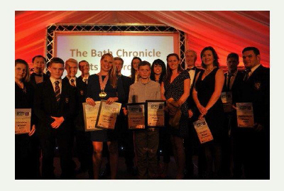 All Winners of the 2013 Bath Chronicle Sports Awards in conjunction with Sirona Care & Health