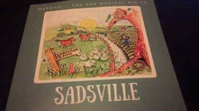 Cover of Sadsville book